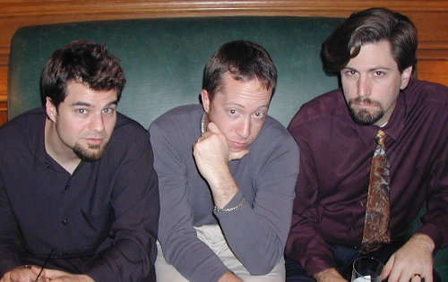 David King, Justice Mitchell and Brett Circe